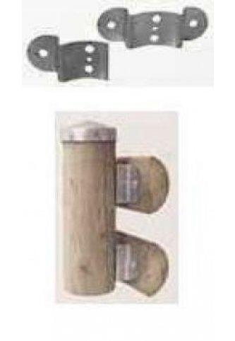 menuiserie bertin raccord m tallique galva pour 1 2 rondin 10 sur menuiserie bertin. Black Bedroom Furniture Sets. Home Design Ideas