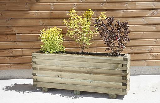 Jardiniere Bois Pas Cher : Jardiniere bois