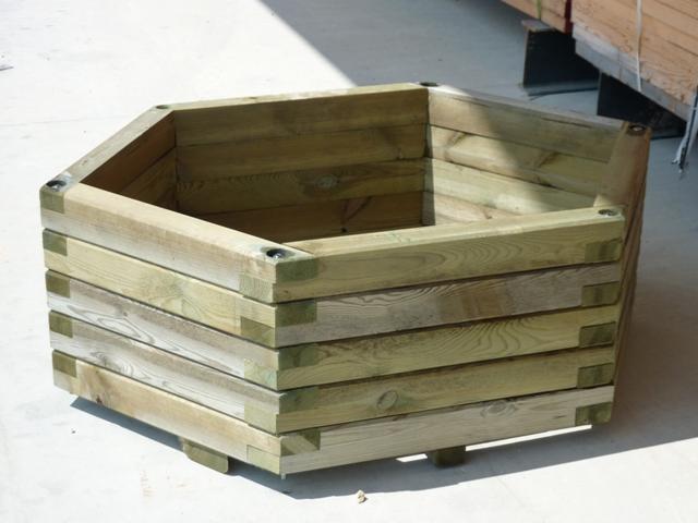 jardinieres en bois pas cher. Black Bedroom Furniture Sets. Home Design Ideas