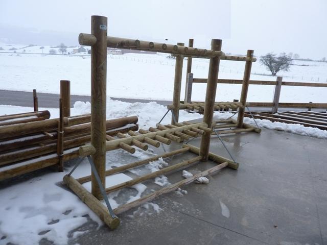 porte ski et range vlo - Range Velo Exterieur