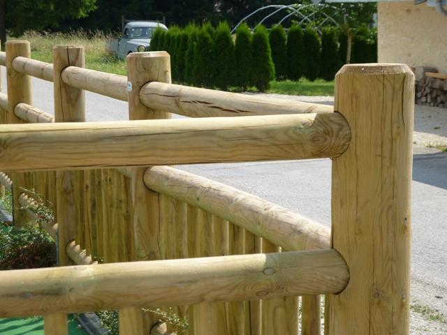 poteau pour cl ture bois balustre citadine 16 en 1m70 menuiserie bertin. Black Bedroom Furniture Sets. Home Design Ideas