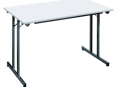 Table pliante mélaminé 19mm