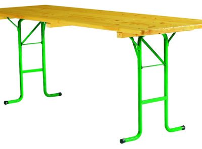 Table 70 cm x 220 cm