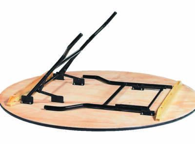 Table pliante ronde Ø182cm