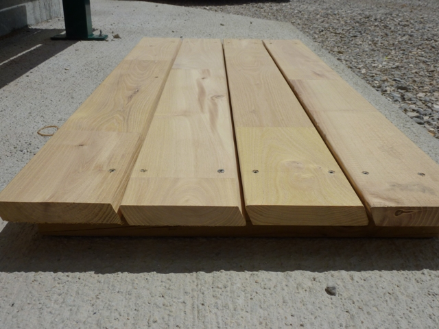 Platelage acacia about profil plat trap ze 22 120 en 4m20 menuiserie bertin - Lame de terrasse en acacia ...