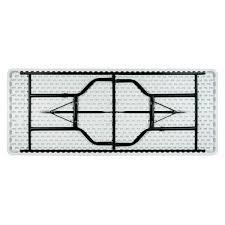 table de brasserie pliante plateau plastique menuiserie bertin. Black Bedroom Furniture Sets. Home Design Ideas