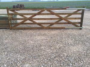portail 1 vantail 4mx1m20